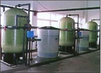 大型全自动软化水设备