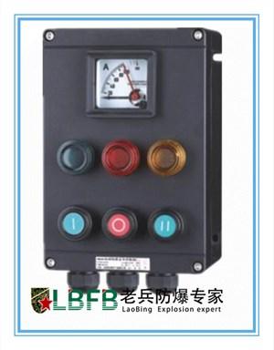 BZC8050-系列防爆防腐操作柱(ⅡC、ExtD)