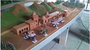 展馆模型制作