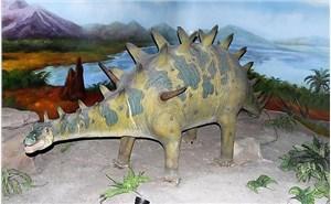恐龙模型制作