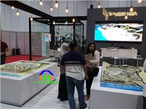 迪拜沙盘模型(国外篇)