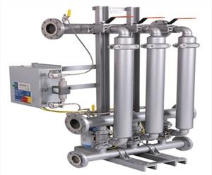 TJ/TJF 管式反清洗過濾器