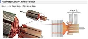 马达转子碰焊机、可实现自动化焊接