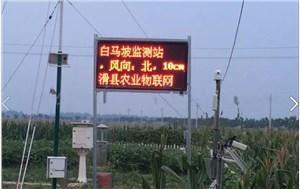 安阳市滑县高标准粮田农业物联网示范点项目