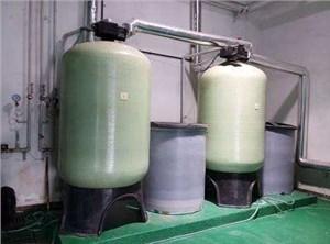 西安某小区软化水设备