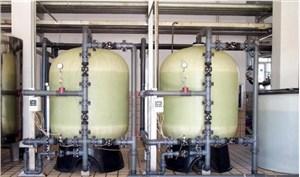 咸阳彩虹厂软化水设备