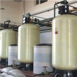 学校锅炉软化水设备