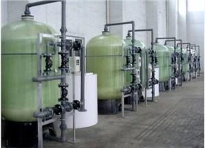 乳品厂软化水设备