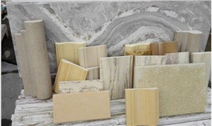 材料体系--水性环保无机人造石材,人造无机纹路石材、