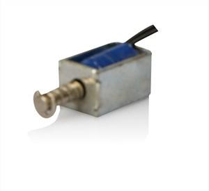 推拉电磁铁|酒精测试仪电磁铁|AU0420S