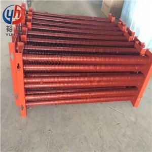 DN100钢制翅片管散热器型号(厂家,规格,品牌)-裕华采暖