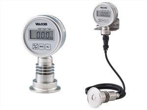 サニタリ型電池式デジタル圧力計 HSSC series(電池式)