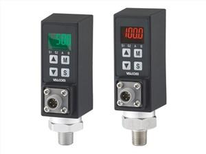 低圧・絶対圧用小型インテリジェントデジタル圧力計 VSW2 series(低圧・絶対圧用)
