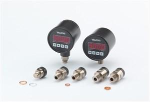 φ81インテリジェント丸型デジタル圧力計 VSMC series
