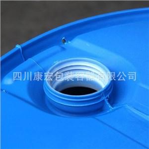 四川200L升双环塑料桶