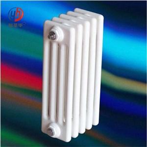 scggz409钢四柱散热器中800散热量(尺寸,图集,样本)-裕华采暖