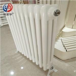scggz309钢制三柱型散热器安装方式(样本,工业,图集)-裕华采暖